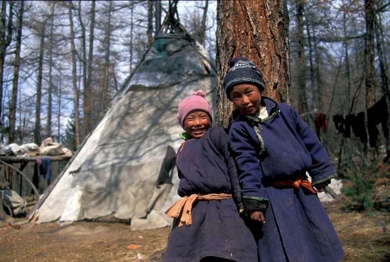 Tsaatans of Mongolia
