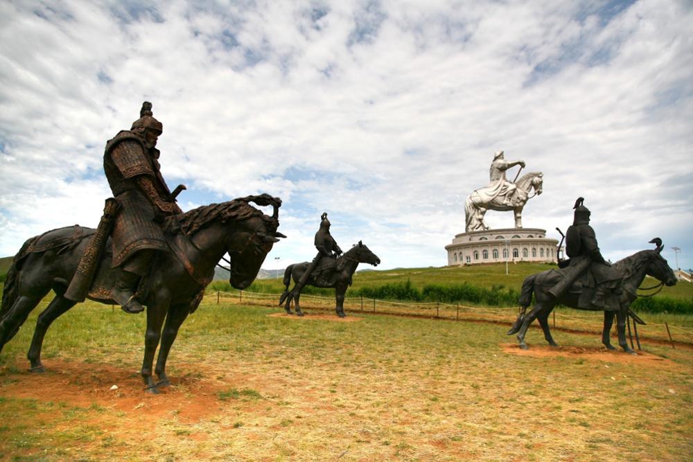Chronological history of Mongolia