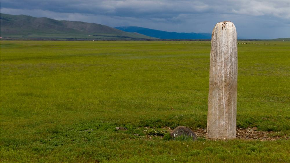 The Mysterious Deer Stones in Mongolia