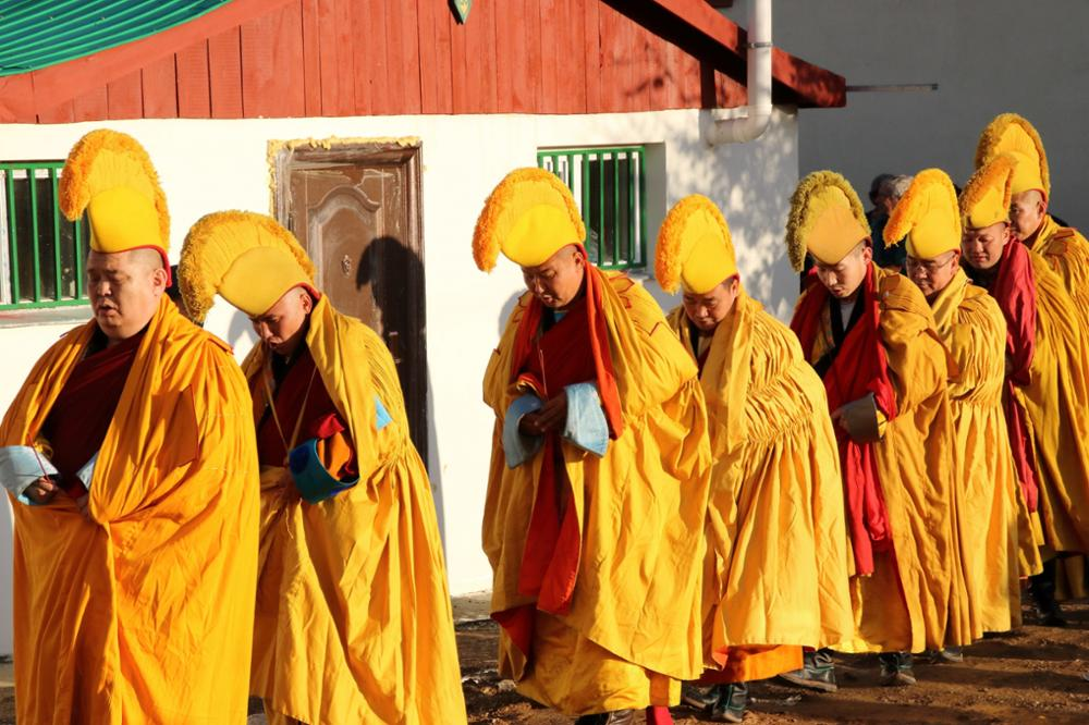 Buddhism in Mongolia