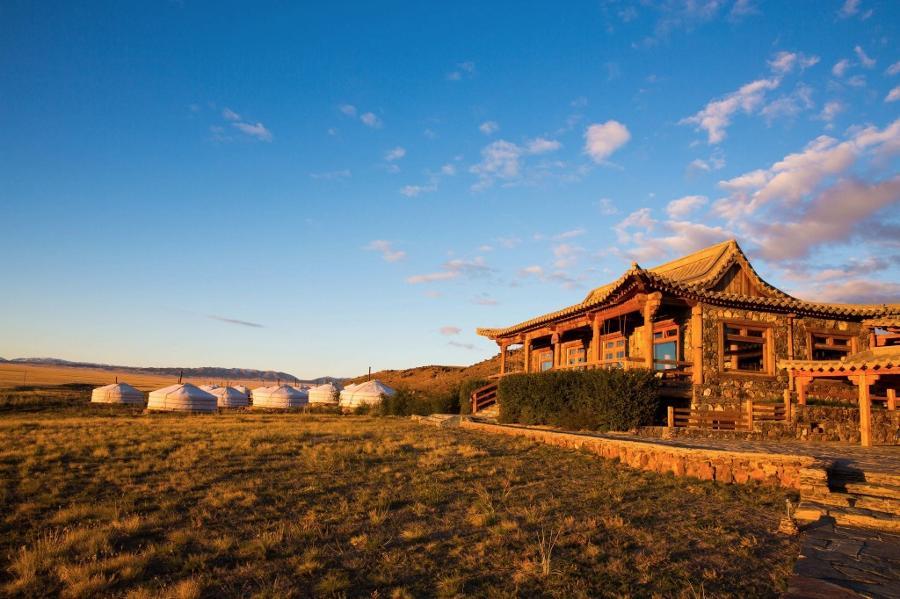 Die beste 10 Jurtencamp in der Mongolei