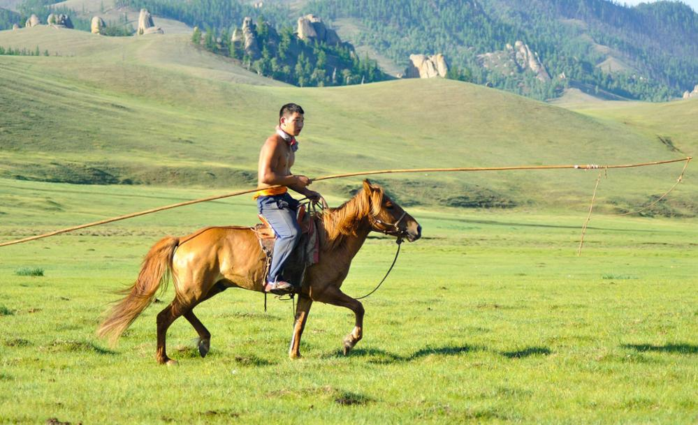 Nomadism in Mongolia
