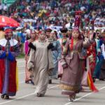 Naadam Festival 2015